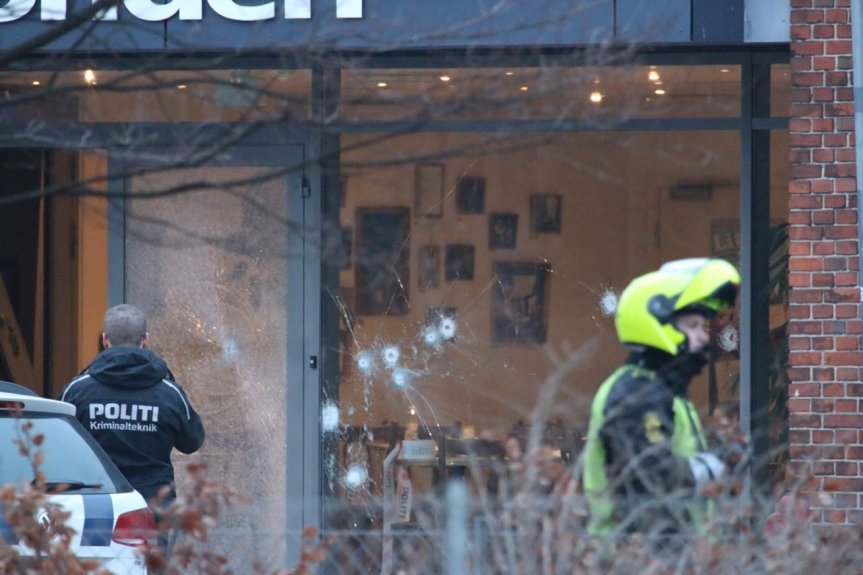 Copenhagen Cafe shootout: Artists can never catch a break